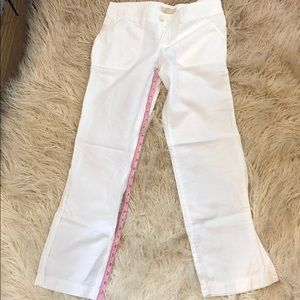 New Banana Republic cotton pants size 2
